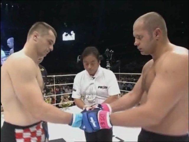 UFC vuelve a contratar a Mirko Cro Cop y frustra los planes de Bellator